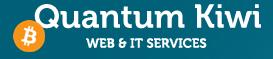 Quantum Kiwi Web & I.T. Services logo