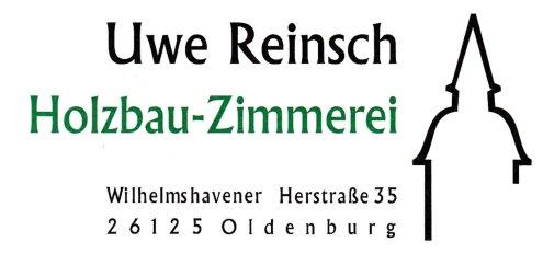 Uwe Reinsch       Holzbau - Zimmerei  logo