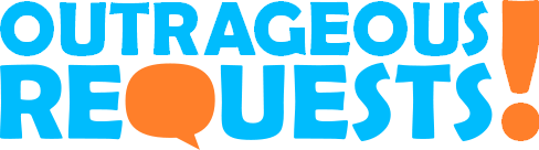 Outrageous Requests logo