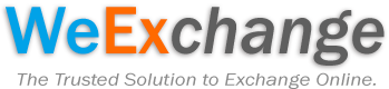 WeExchange.co logo