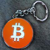 BitcoinKeychains.com logo