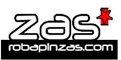 ZAS robapinzas.com logo