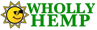 Wholly Hemp logo
