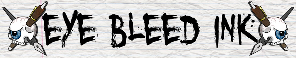 Eye Bleed Ink logo