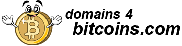 Domains4Bitcoins.comlogo