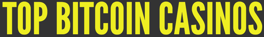 Top Bitcoin Casinos logo