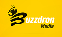 Buzzdron Media logo