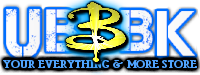 UBBBK Your Everything and More Store logo