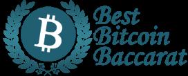 Best Bitcoin Baccarat logo