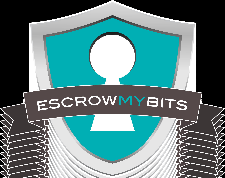 Escrow my Bits logo