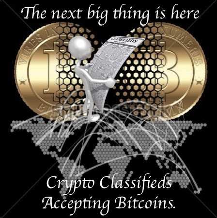 Crypto Classifieds logo