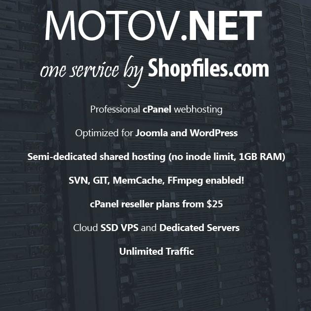 Motov.net logo