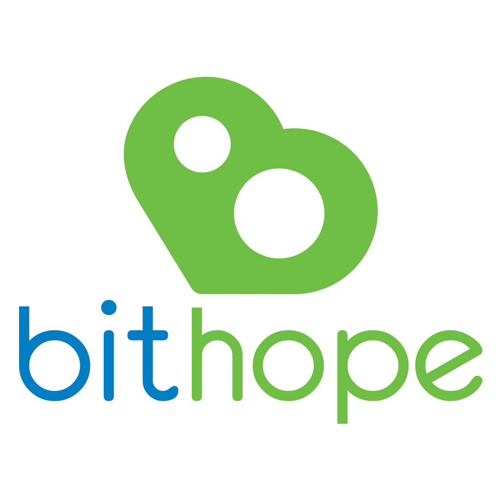 The BitHope Foundation logo