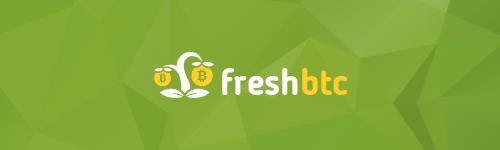 FreshBTC logo