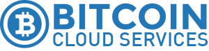Bitcoin Cloud Services logo