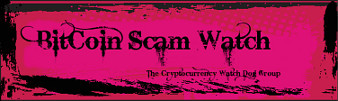 BitCoin Scam Watch logo