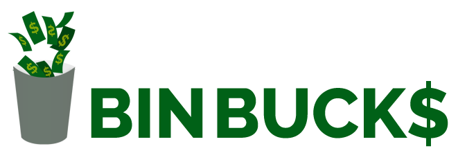 BinBucks logo
