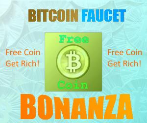 Bitcoin Faucet Bonanzalogo