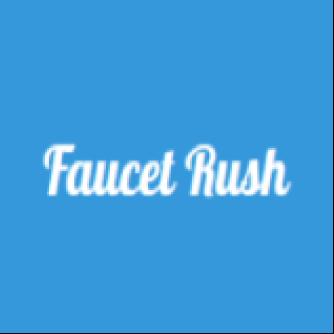 Faucet Rush logo
