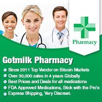 Gotmilk Pharmacy logo