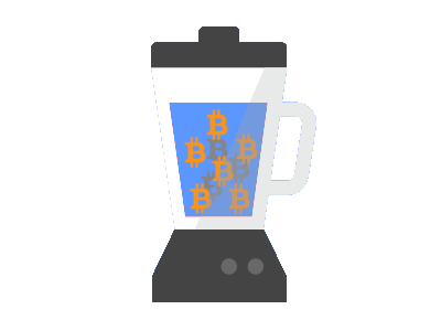 Bitcoin Mixer logo