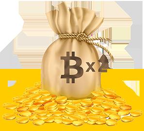 Bitcoin-Trading System logo