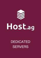Host.AG logo