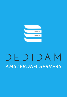 DediDam.net logo