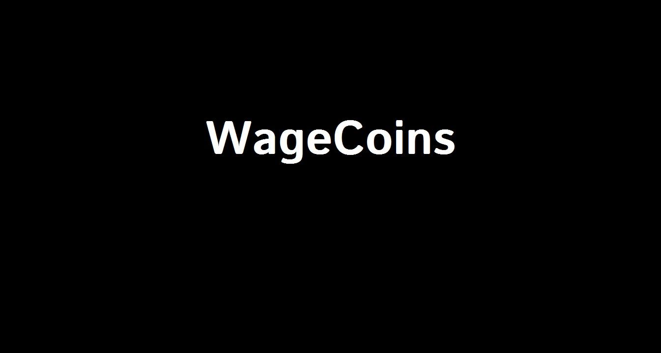 WageCoins logo