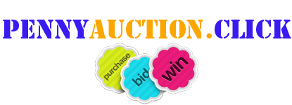 Pennyauction.click logo