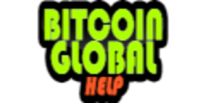 Bitcoin Global Help logo