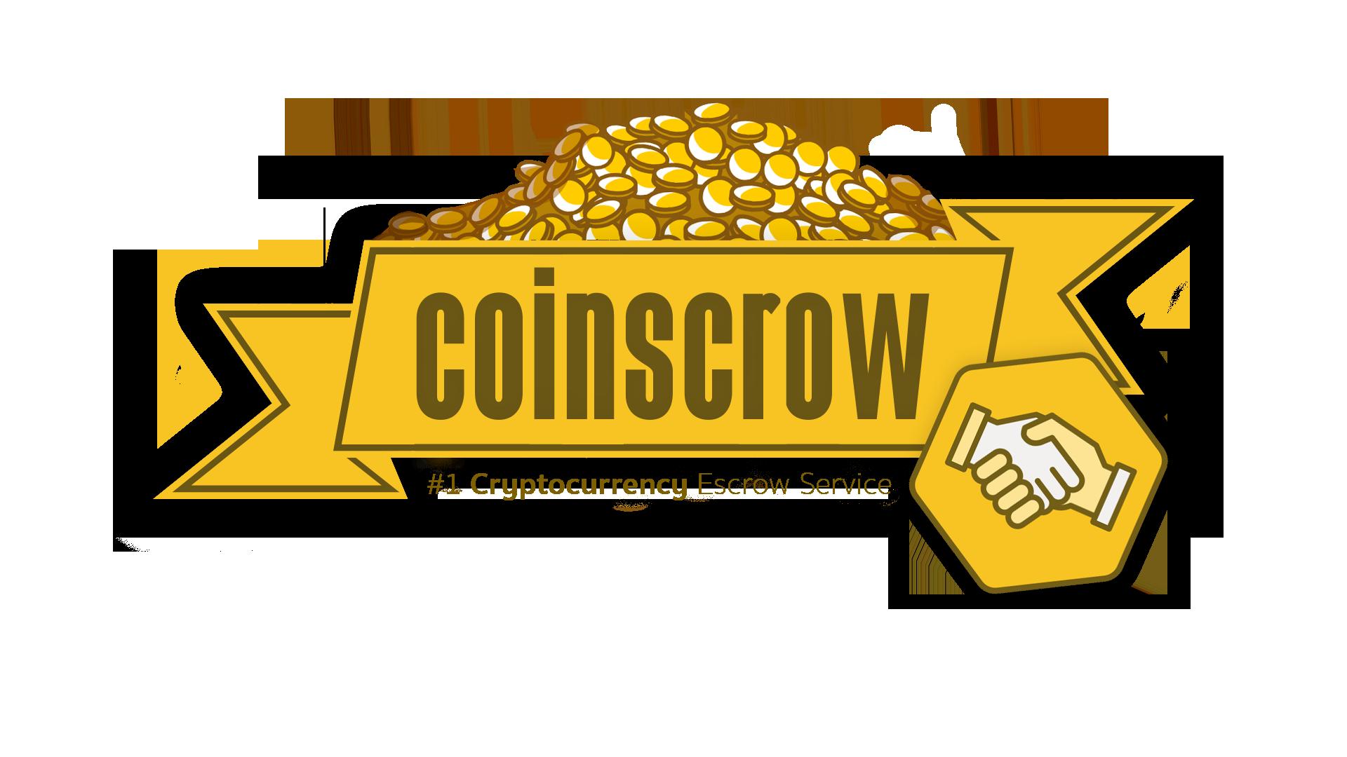 Coinscrow logo