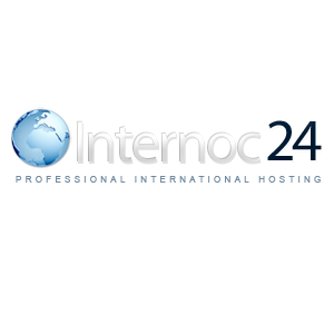 Internoc24 LLC - Offshore Hosting logo