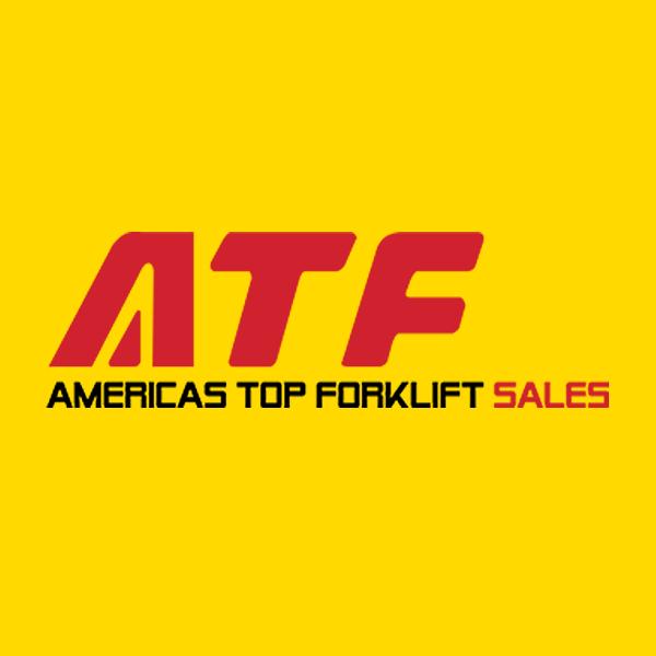 ATF forklifts logo