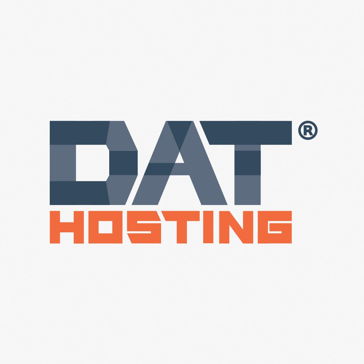 DAT Hosting logo
