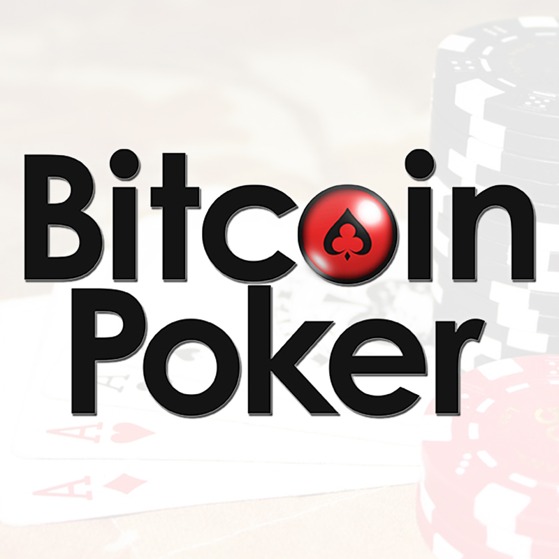Best Bitcoin Poker Room logo