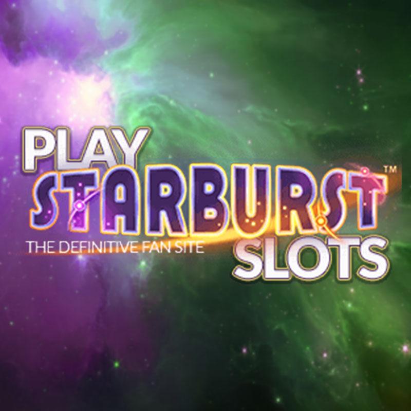 Play Starburst Slots logo