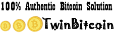 Twin Bitcoin logo