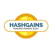 Hashgains logo