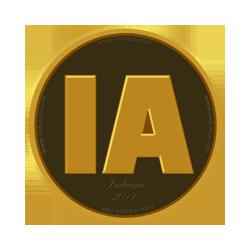 Indrasia Coins logo