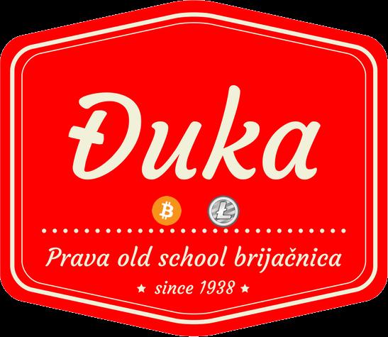 "Barbershop ""Djuka""logo"
