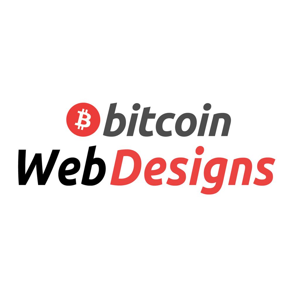 Bitcoin Web Designslogo
