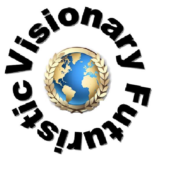 Visionary Futuristic logo