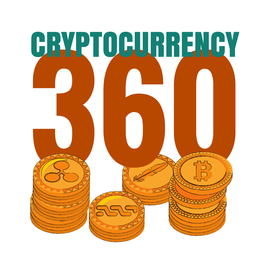 Cryptocurrency 360logo