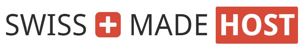 Swiss Made Host logo