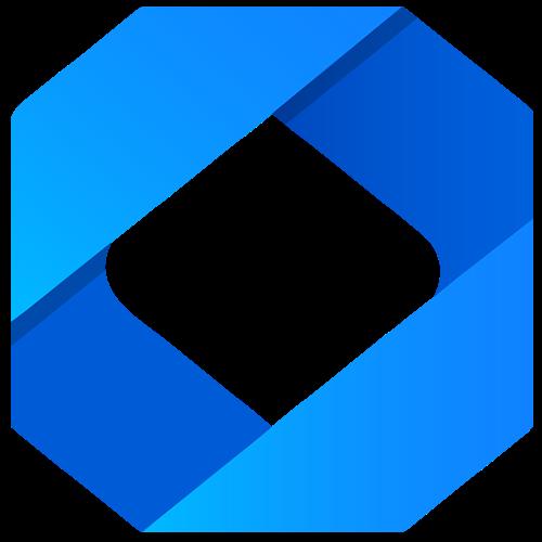 Omgfin Exchange logo