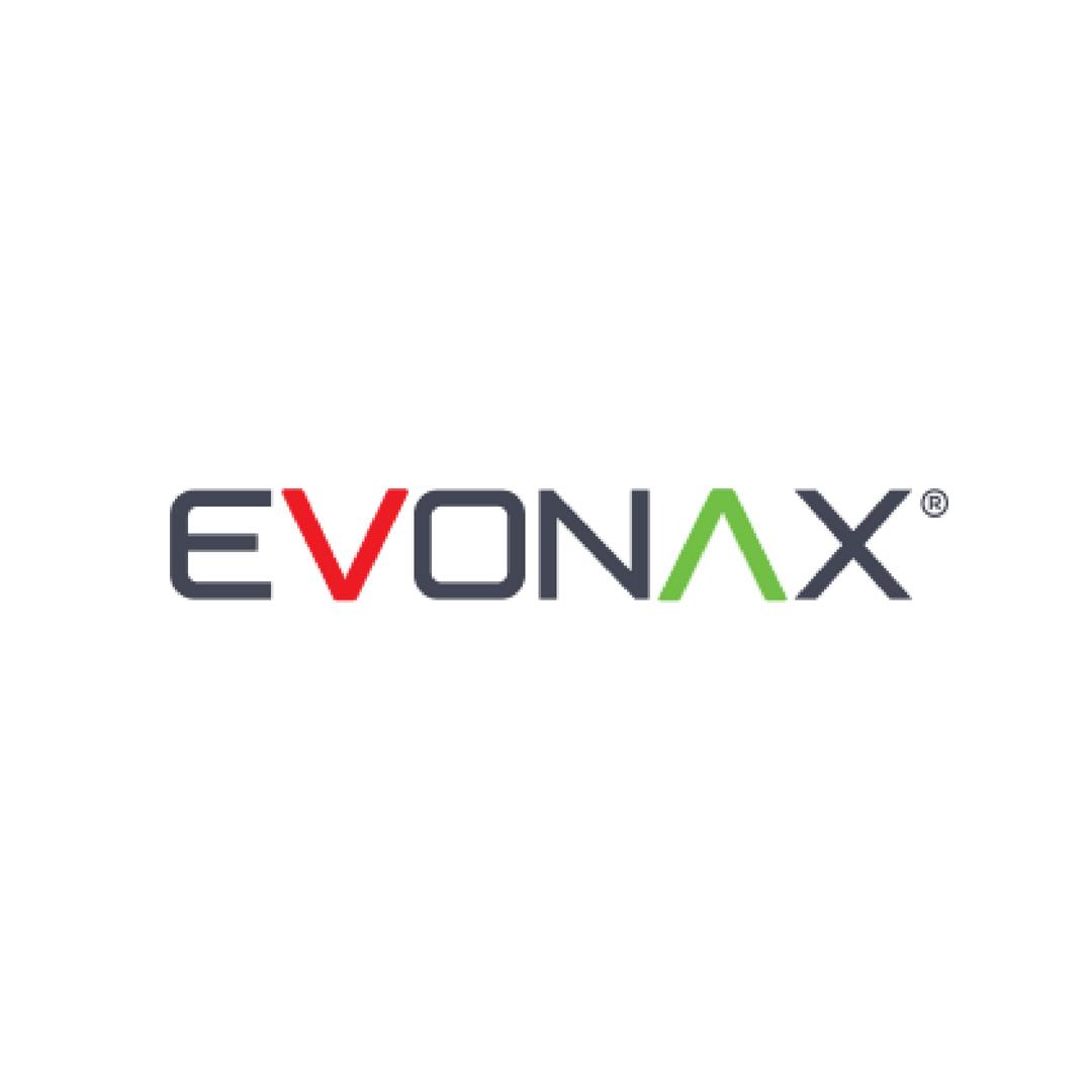 Evonax a/slogo