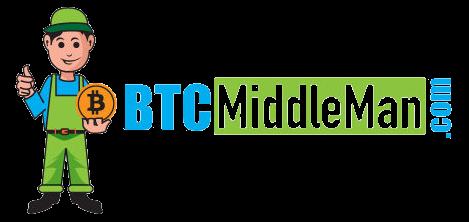 BTCMiddleMan.com logo