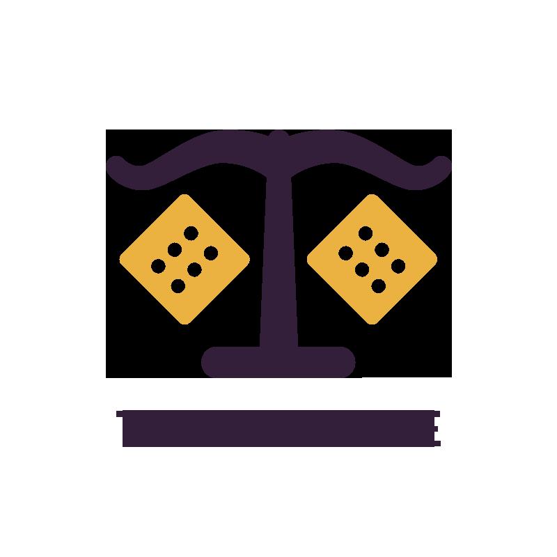 Trust Dicelogo