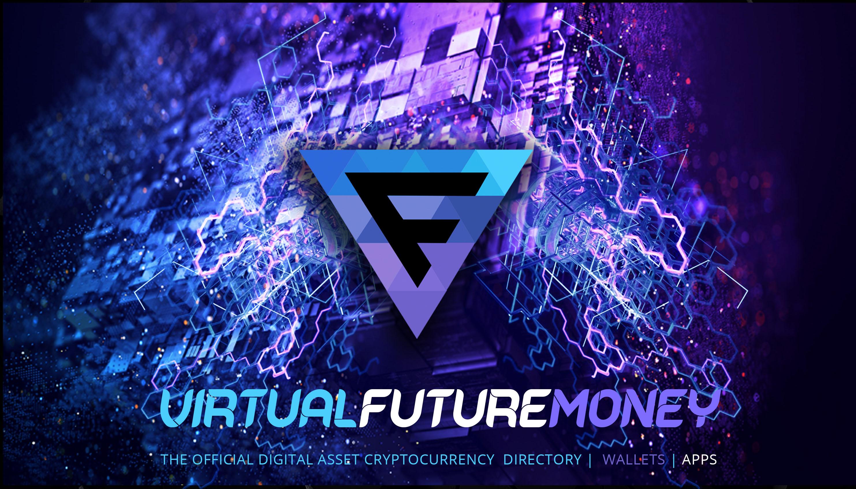 Virtual Future Money logo